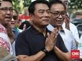 Moeldoko Sambut Baik Rencana Relawan Gatot Dukung Jokowi