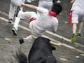 Balap Lari Banteng di Spanyol Lukai 2 Turis AS