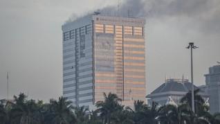 Kemenhub Pastikan Tak Ada Dokumen Penting yang Dilalap Api