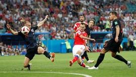 Top Skor Piala Dunia 2018, Cheryshev Samai Ronaldo-Lukaku