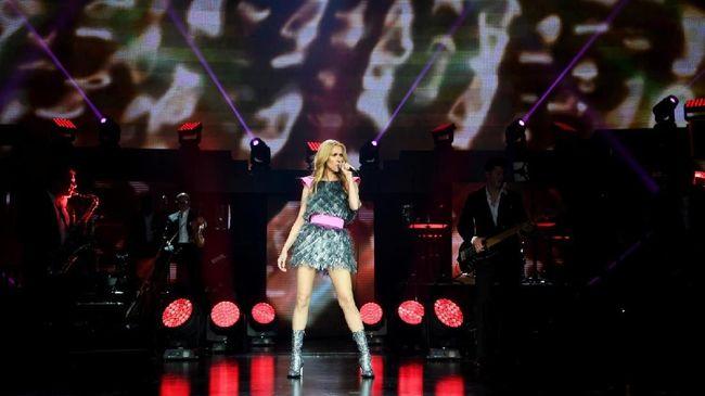 Celine Dion Umumkan Tur Konser dan Album Baru