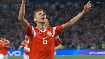 VIDEO: 4 Gol Terbaik di Perempat Final Piala Dunia 2018