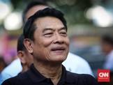 Moeldoko Sebut Batasan Yusril Bantu Jokowi Bebaskan Ba'asyir
