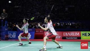 Strategi Baru Dipersiapkan Kevin/Marcus demi Emas Asian Games