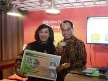 BNI Jadi Bank Pertama yang Terbitkan Kartu e-LogBook