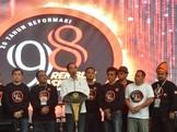 Jokowi Singgung Jatah Menteri untuk Aktivis 98