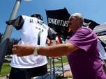 <i>Scudetto</i> di Depan Mata, Saham Juventus Reli 4 Hari