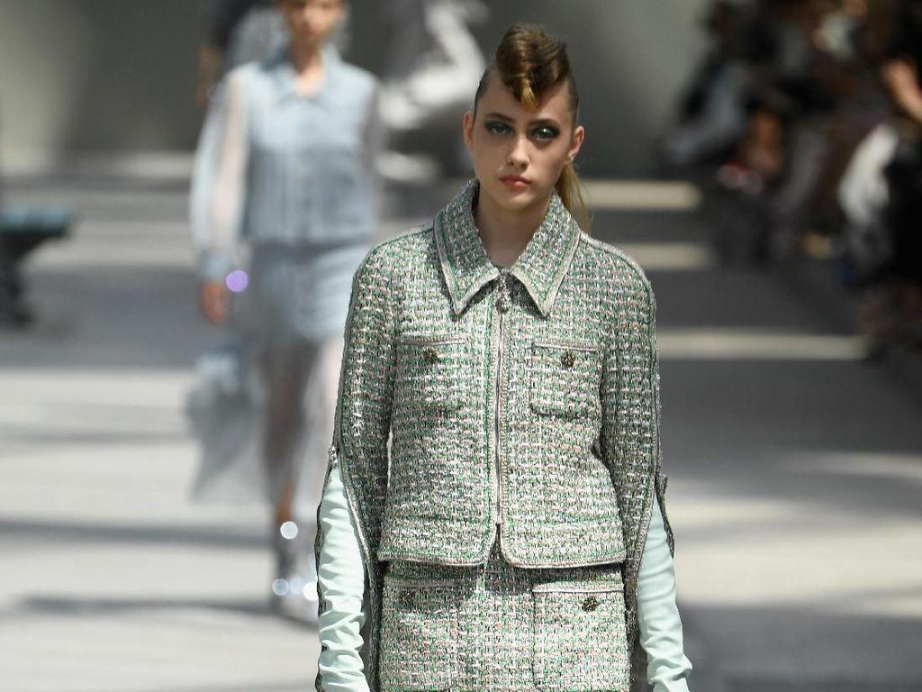 Foto: 25 Koleksi Terbaru Chanel Haute Couture Fall 2018