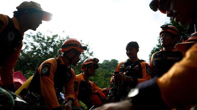 Seluruh Korban di Gua Thailand Diselamatkan
