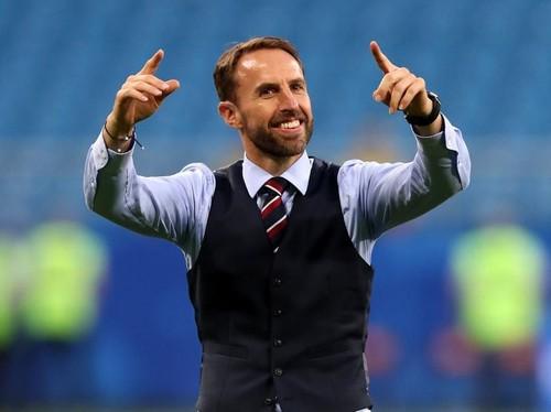 Rompi Rp 1 Jutaan, Jimat Jitu Gareth Southgate di Piala Dunia 2018?