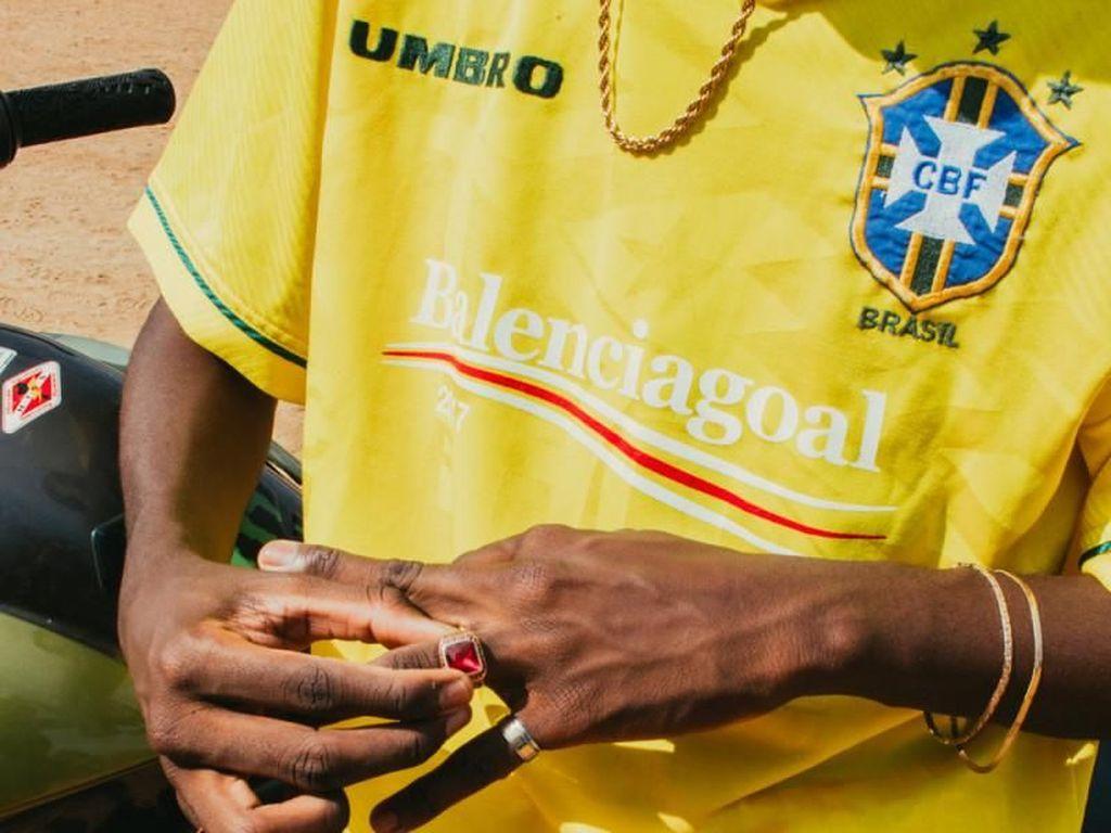 Kocak, Saat Merek Berkelas Diplesetkan Jadi Jersey Piala Dunia 2018