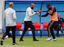 Prancis vs Belgia: Duel Rekan Satu Tim