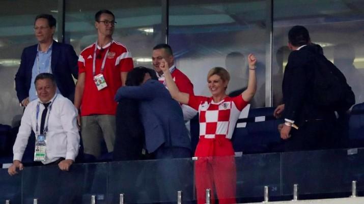 Sepakbola Bikin Kroasia Berpesta