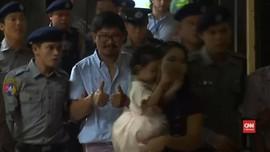 VIDEO: Wartawan Peliput Rohingya Didakwa Curi Rahasia Negara