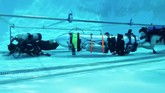 SpaceX and The Boring Company pun menawarkan bantuan untuk menyelamatkan tujuh remaja dan pelatihnya yang masih berada di dalam gua dengan kapal selam mini yang pernah diujicobakan di Los Angeles, Amerika Serikat.