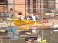 VIDEO: Helikopter Evakuasi Korban Banjir di Jepang