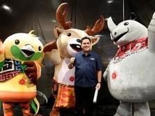 Tiket Pembukaan Asian Games Terjual 50%