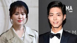 Song Hye Kyo dan Park Bo Gum Berpasangan di Drama 'Boyfriend'