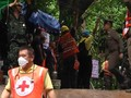 VIDEO: Empat Remaja Berhasil Dievakuasi dari Gua di Thailand