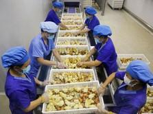 China Makin Yahud, Aktivitas Manufaktur Melejit di Oktober
