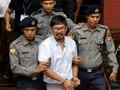 Liput Rohingya, Dua Wartawan Didakwa Curi Rahasia Negara