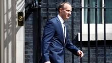 Beda Pendapat dengan PM Inggris, Menteri Brexit Mundur