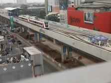 LRT Beroperasi 10 Agustus, Gaya Hidup Warga Jakarta Berubah
