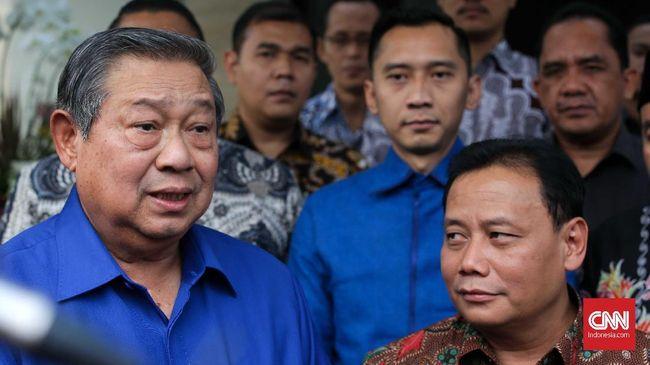 SBY: Demokrat Akan Punya Pemimpin Baru