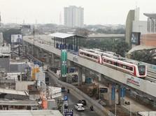 Gagalnya LRT Jakarta Melayani Publik di Asian Games 2018