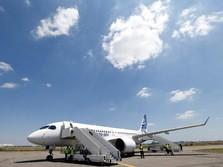 Lewat Pesawat Anyar Ini, Airbus-Bombardier Siap Lawan Boeing
