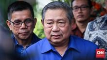 SBY Klaim Punya Bukti Kuat Ungkap Perusak Bendera Demokrat