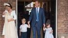 Kebahagiaan Pangeran William dan Keluarga di Kebun Bunga