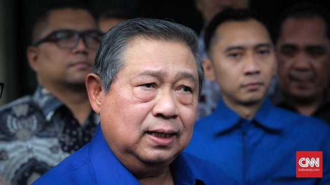SBY Ucapkan Terima Kasih ke Jokowi untuk Perawatan Ibu Ani