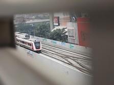Fakta-fakta Seputar LRT Jakarta yang Beroperasi 10 Agustus
