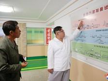 Korea Utara Dilaporkan Sedang Buat Rudal Nuklir Baru