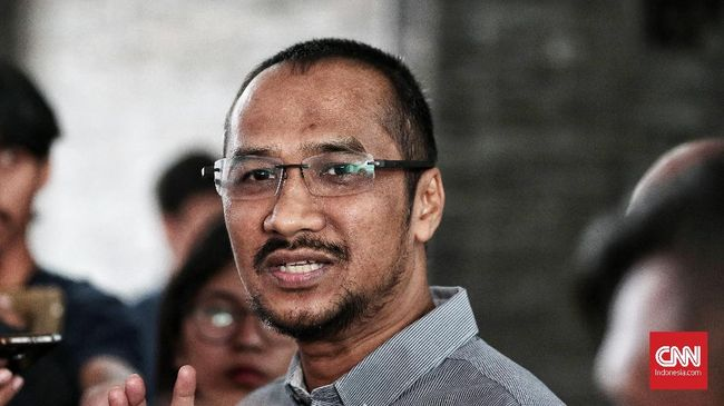 Abraham Samad Minta Jokowi Rombak Komposisi Pansel Capim KPK