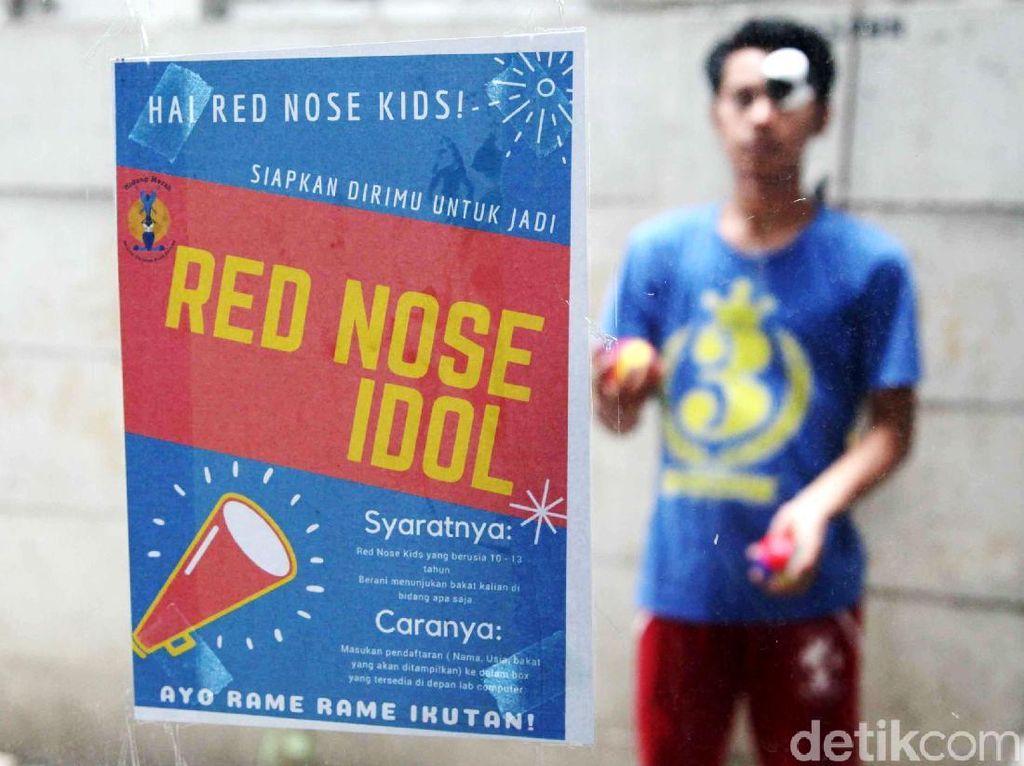 Hidung Merah Foundation atau Yayasan Hidung Merah adalah organisasi seni non-profit dan penjangkauan pendidikan berbasis di Jakarta.