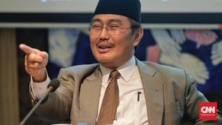 Jimly Asshiddiqie dan Sabam Sirait Rebut Kursi DPD dari DKI