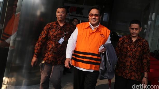 Dua Anggota DPRD Sumut Ditahan KPK