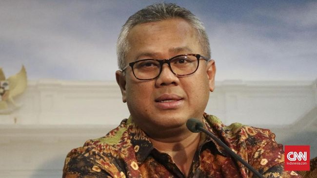 KPU Tunggu Salinan Putusan PTUN Status Pencalegan OSO
