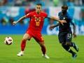 Babak Pertama: Duel Sengit Prancis vs Belgia Berakhir Imbang