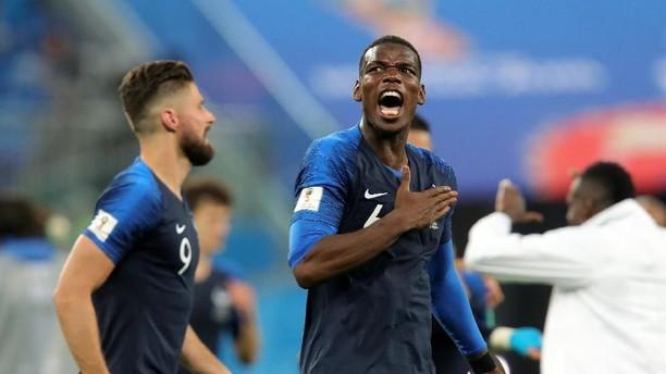 Best XI Semifinal Piala Dunia 2018