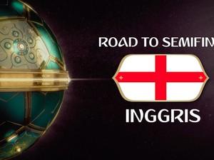 Video: Road to Semifinal Inggris