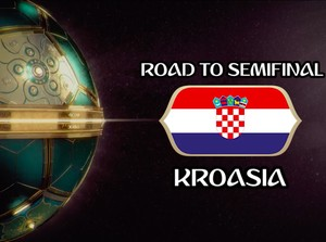 Video: Road to Semifinal Kroasia