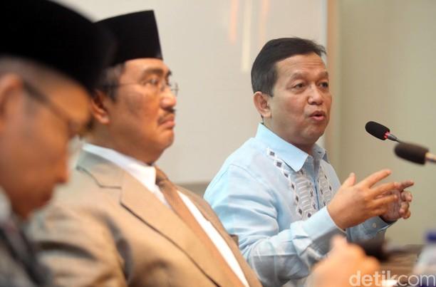 Melihat Suasana Diskusi ICMI Bahas Pemberdayaan Ekonomi Islam