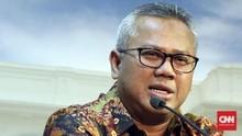 KPU: Lima Bakal Caleg Eks Koruptor Dikembalikan ke Parpol