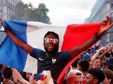 Menkeu: Piala Dunia 2018 Dukung Pertumbuhan Ekonomi Prancis