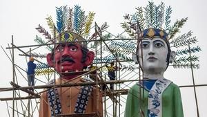 FOTO: Jakarta 'Berdandan' Jelang Asian Games