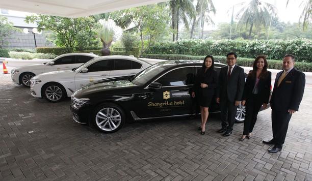 Sangrila Beri Pelayanan Ekstra Bersama BMW