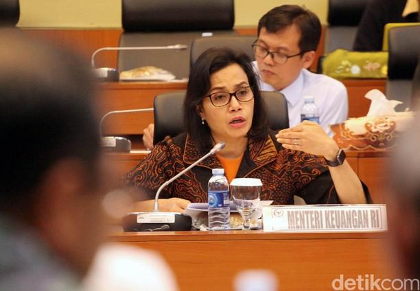 Foto: DPR Panggil Sri Mulyani hingga Gubernur BI Bahas RAPBN 2019